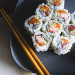 Sushi Platte 1