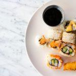 Sushi Platte 3