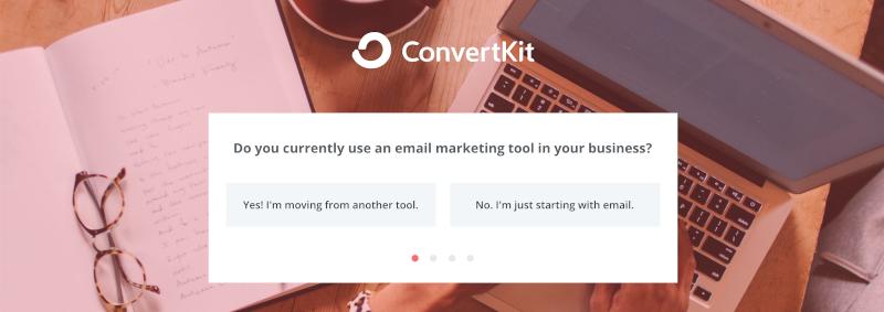 ConvertKit Account erstellen