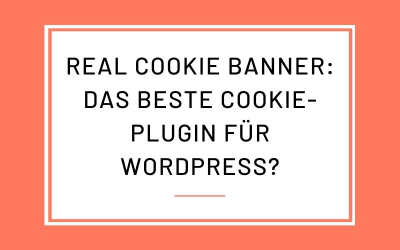 Real Cookie Banner Review